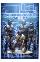 Cover: The Amory Wars : Good Apollo 03 by E-Mann