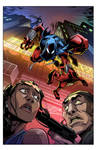 Cover Ben Reilly: Scarlet Spider 20 by E-Mann