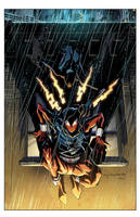Cover Ben Reilly: Scarlet Spider 10 by E-Mann