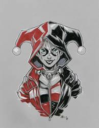 Harley Quinn by E-Mann
