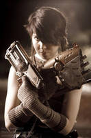 Steampunk Arms Dealer by StudioSandM