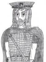 Emperor Heraclius by Androklos