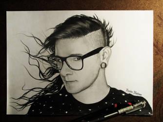 DJ Ease My Mind by KrasenMaximov