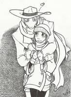 I hold you by kuroimeo