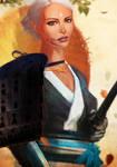 -- Samurai Den II -- by yvanquinet