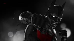-- Batman Beyond 2.0 -- by yvanquinet