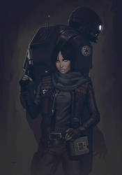 -- Rogue One -- by yvanquinet