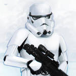 -- Stormtrooper -- by yvanquinet