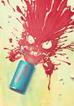 -- Yautja Juice -- by yvanquinet