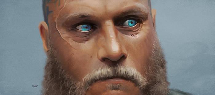 -- Ragnar -- by yvanquinet