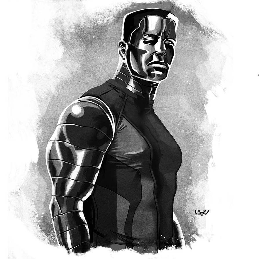 -- Colossus 03 -- by yvanquinet