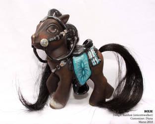 Dixie pony for unicornwalker by BlackAngel-Diana