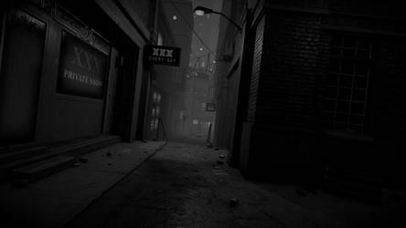 Dark City by LVairon
