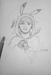 doodle by Binkabird