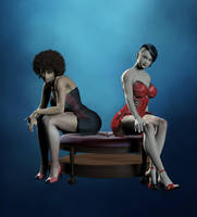 Lovely Ladies by Zelmarr