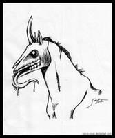 Kelpie - Unicorn by can-o-meat