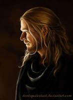Thor - No more illusions by artbyamyk