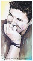 Freckled Dean-Jensen by artbyamyk