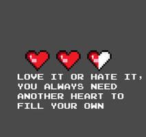 Heart Meter by mwahahahadudeman