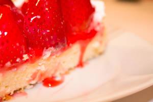 strawwwberry cheesecake! by Tania-chan