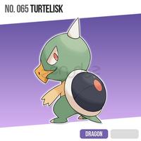 065 Turtelisk by zerudez