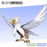 017 Emperiegle by zerudez