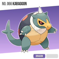 066 Karaggon by zerudez