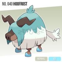040 Hoofrost by zerudez