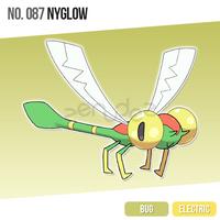 087 Nyglow by zerudez