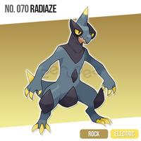 070 Radiaze by zerudez