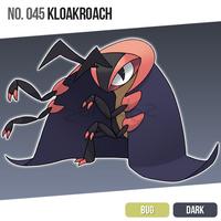 045 Kloakroach by zerudez