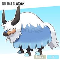 041 Glacyak by zerudez
