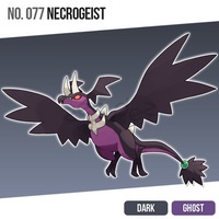 077 Necrogeist by zerudez
