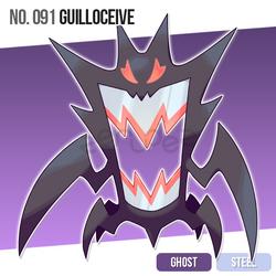 091 Guilloceive by zerudez