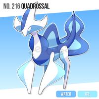 216 Quadrossal by zerudez