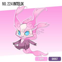 224 Intelix by zerudez