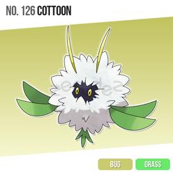 126 Cottoon by zerudez