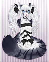 Bow Kitty... [Nyxie / PWYW] by Ira-WratH