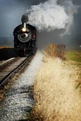 Full Steam Ahead by bjkrug