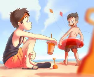 Fun in the Sun 2.0 by Parimak