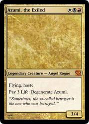 Azumi Remake by BobtheSkull666