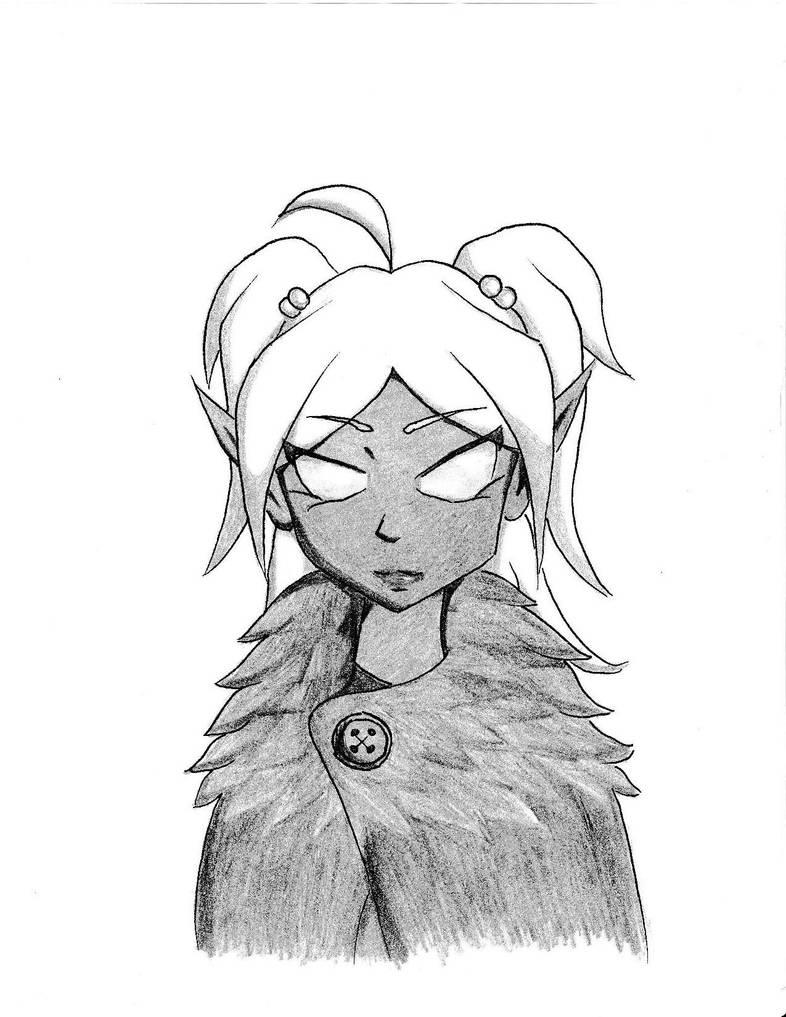 Nyx of Oakenshire by BobtheSkull666