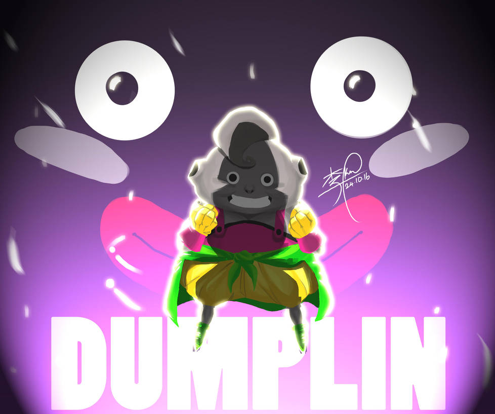 Dumplin By Tunafishat9 On Deviantart