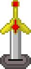 Pedestal Sword by Wristblade56