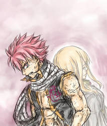 Nalu Week - For Lucy.. by Chengggg
