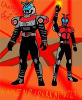 Kamen Rider Kabuto by Eienias20