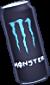 Profile Badge: Blue Monster by Ashleykat
