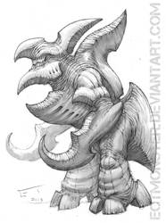 Kaiju: Codename Vice by ECTmonster
