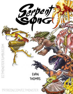 Serpent Song by ECTmonster
