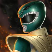 Green Ranger by Pedro-Ferreira